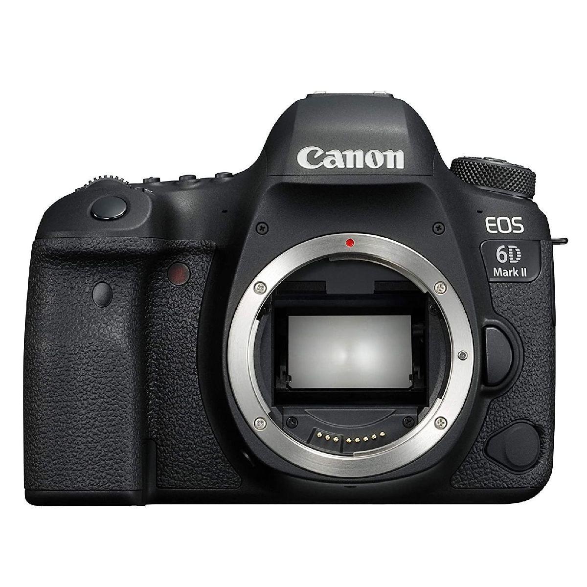 キャノン 一眼レフデジタルカメラ EOS 6D MarkⅡ Body フルサイズ