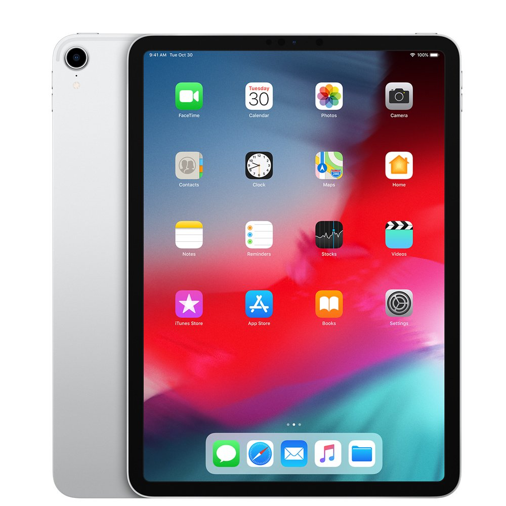 【店頭販売品】中古良品★アップル iPadPro 3E149J/A DEMO◆2018年モデル/11インチ/シルバー/W...