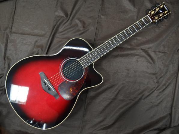 YAMAHA エレアコギター FSX755SC/DSR