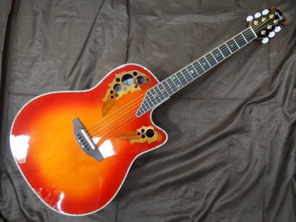 Ovation エレアコギター C2078AX
