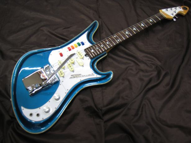 TEISCO エレキギター SP-5/MB