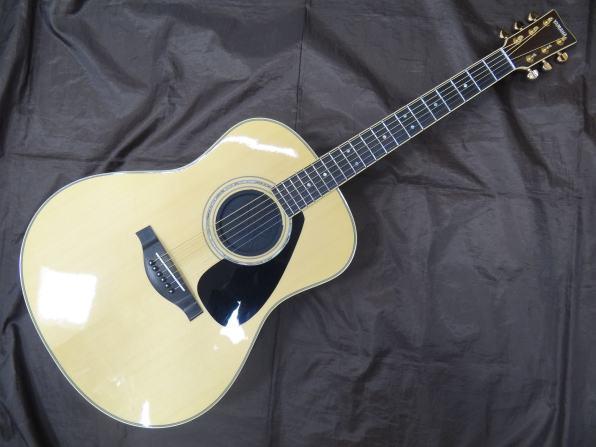 YAMAHA エレアコギター LLX16
