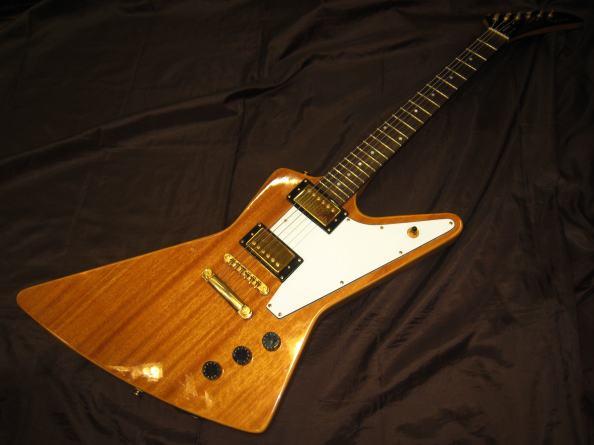Epiphone エレキギター 1958Korina Exploler