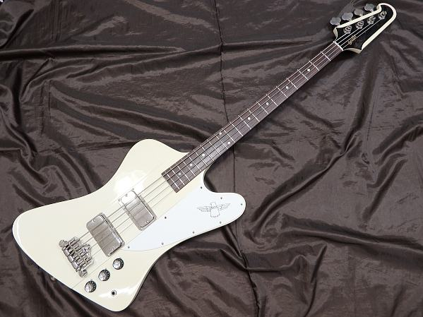Orville ベースギター Thunderbird/AW