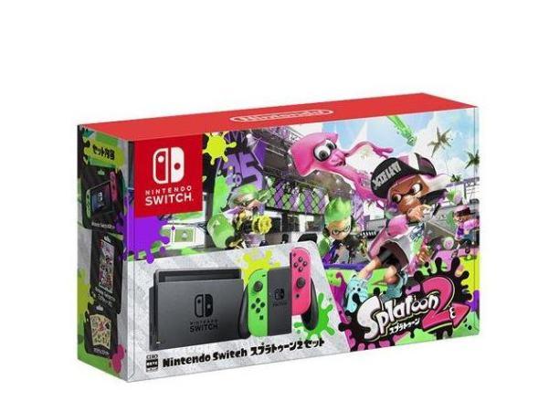 任天堂 Nintendo Switch スプラトゥーン2セット