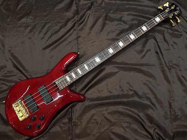 Spector ベースギター EURO 4LX-DC/BC