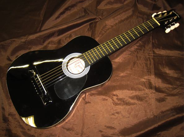 Sepiacrue ミニアコースティックギター W-50/BK