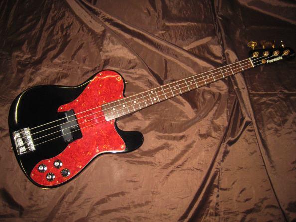 FERNANDES ベースギター TRB-70/BK