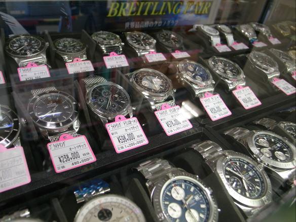 ブライトリング 全品価格見直し大幅値下げ!