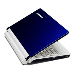 lenovo モバイルパソコン IdeaPad S10e ブルー 4068-AHJ