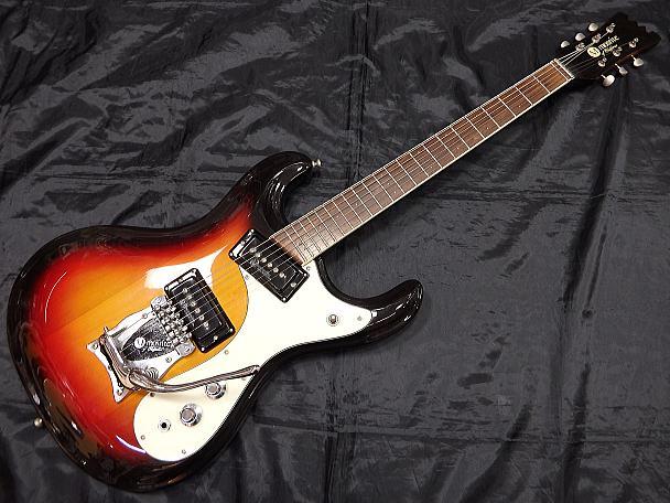 Mosrite USA エレキギター MARK I 1965 Reissue/SB