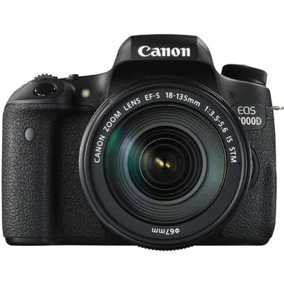 キャノン 一眼レフデジカメ EOS8000D 18-135mm