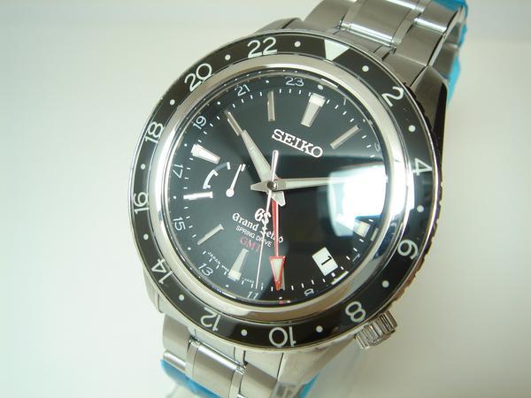 グランドセイコー GMT 9R66-0AA0