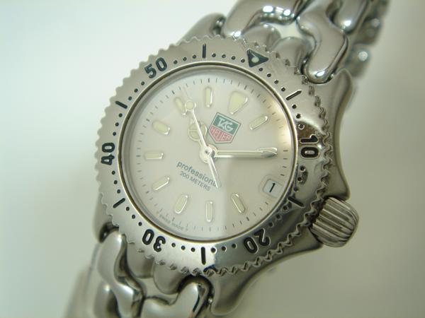 タグホイヤー クオーツ プロフェッショナル S99.008