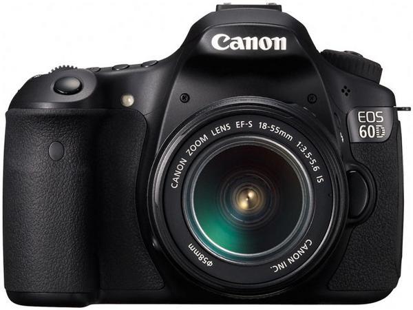 キャノン 一眼レフデジカメEOS60D 18-55レンズ付き