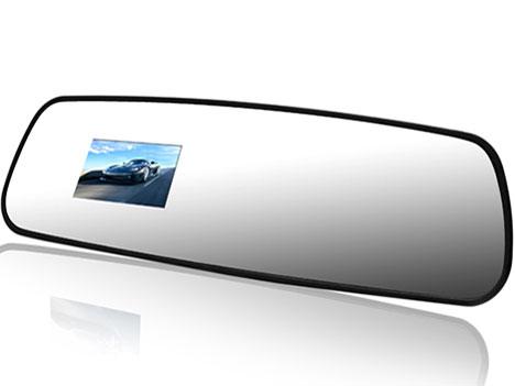 ルックイースト ミラー型ドライブレコーダーSL-RM1080DR09