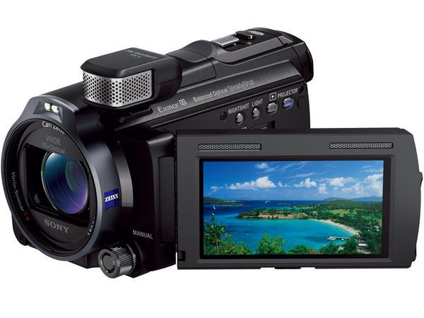 ソニー ビデオカメラHDR-PJ790V
