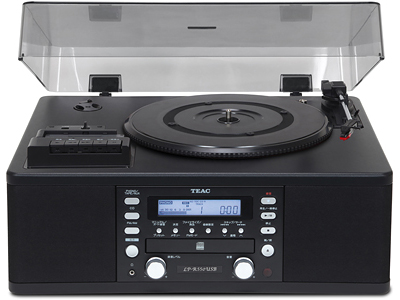 ティアック CDレコーダー LP-R550USB