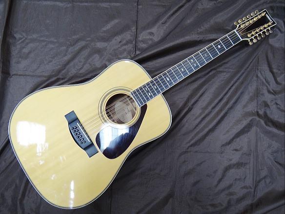 YAMAHA 12弦アコースティックギター L12-8A
