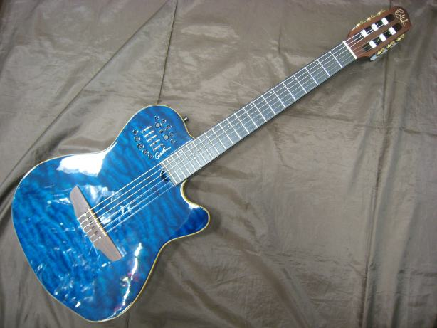 Godin エレガットギター ACS/ShinkaiBlue