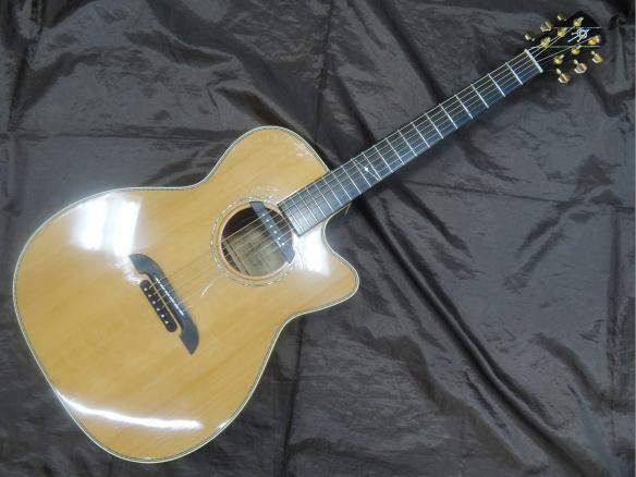 Alvarez Yairi エレアコギター WY-1 REISSUE