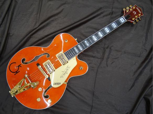 Gretsch フルアコギター 6120W Nashville