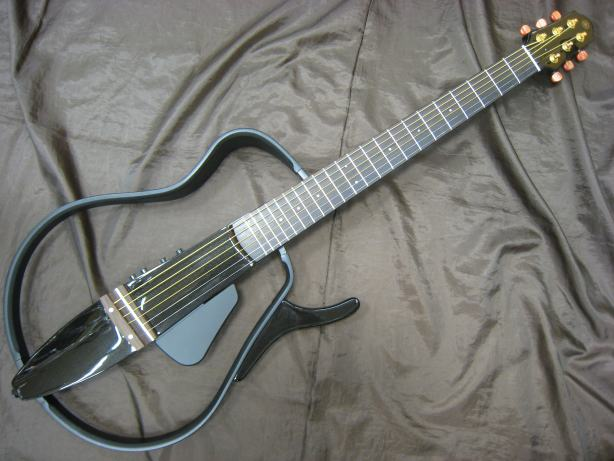 YAMAHA サイレントギター SLG110S/BM