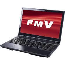 富士通 ノートパソコン FMVA47KBC