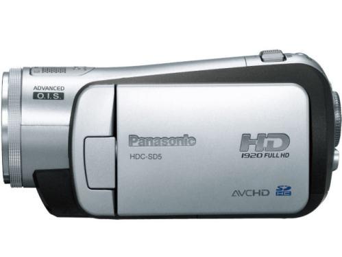 Panasonic ハイビジョンビデオカメラ HDC-SD5
