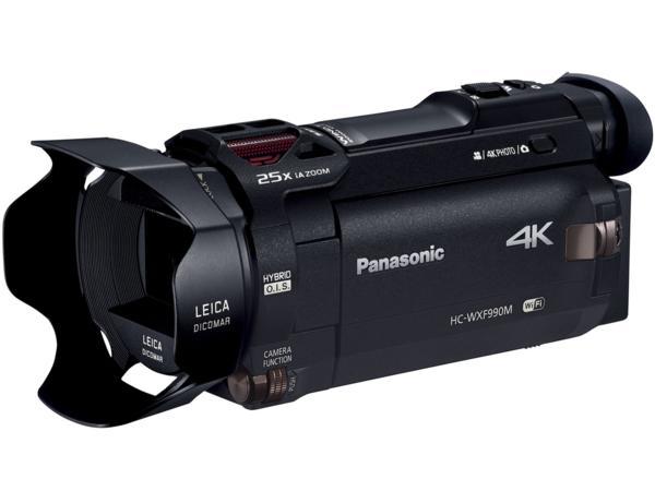 パナソニック ビデオカメラ HC-WXF990M