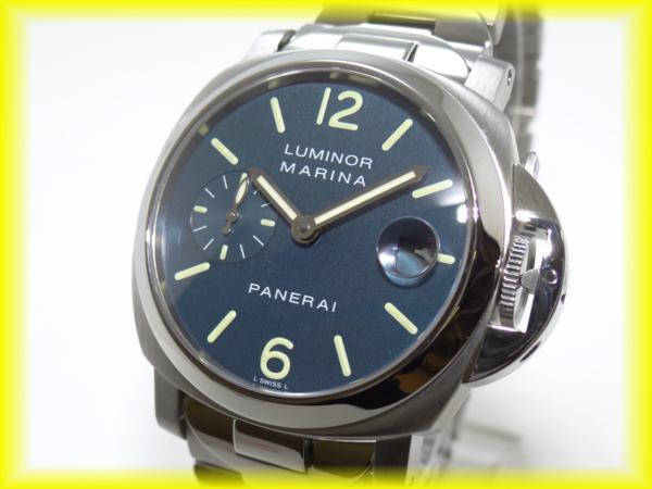 パネライ PAM00120 ルミノールマリーナ 自動巻