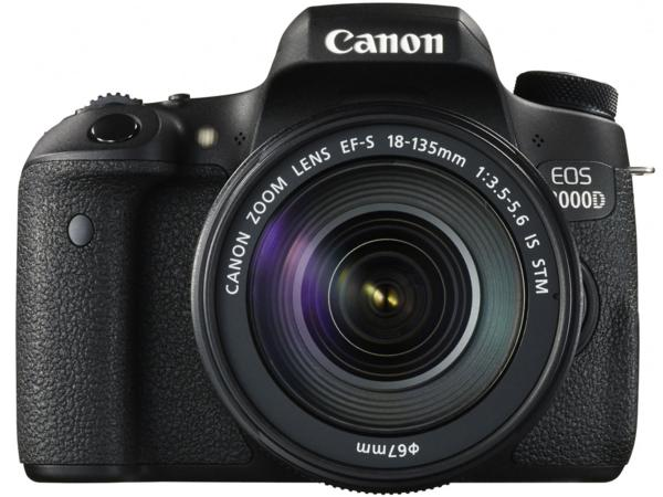 キャノン 一眼レフデジカメ EOS8000D 18-135