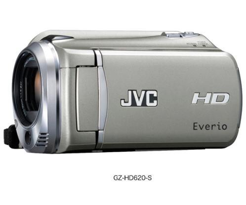 ビクター ビデオカメラ HDビデオカメラ GZ-HD620