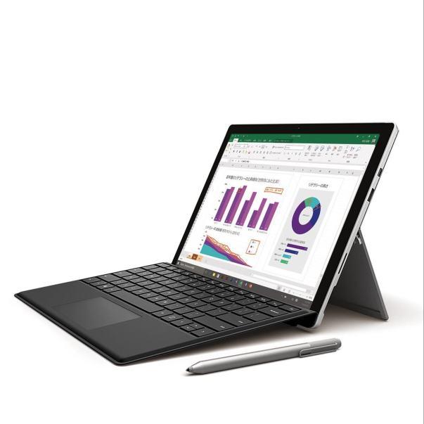 マイクロソフト タブレットPC Surface Pro 4 CR5-00014