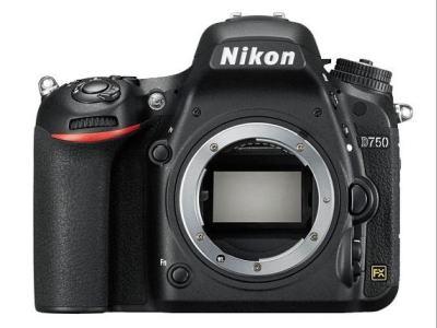 ニコン デジタル一眼レフカメラ D750 ボディー