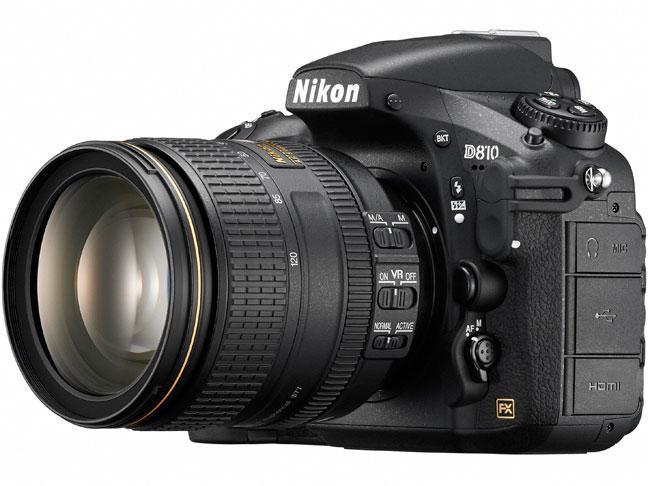 ニコン デジタル一眼レフカメラ D810 レンズキット 24-120mm