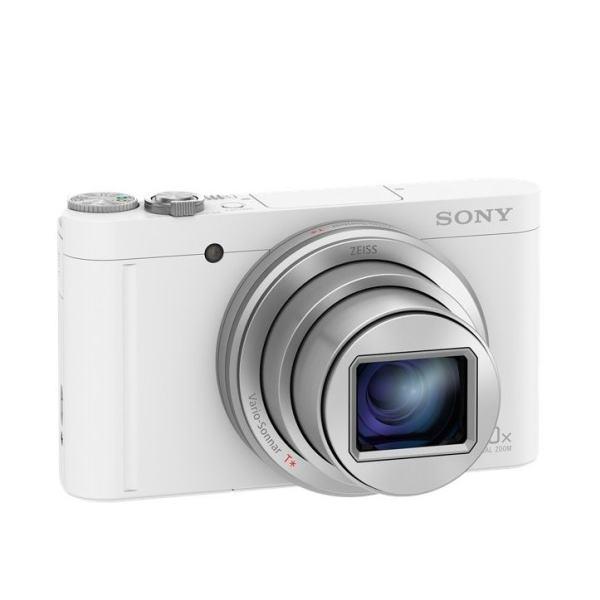 ソニー デジタルカメラ DSC-WX500-W