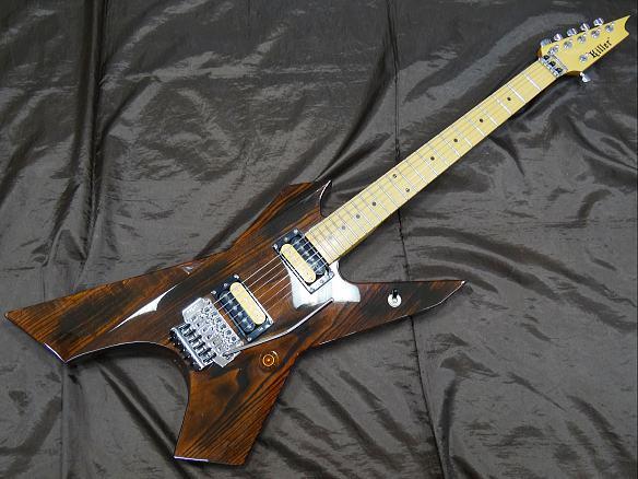 Killer エレキギター KG-PIRATES/HB