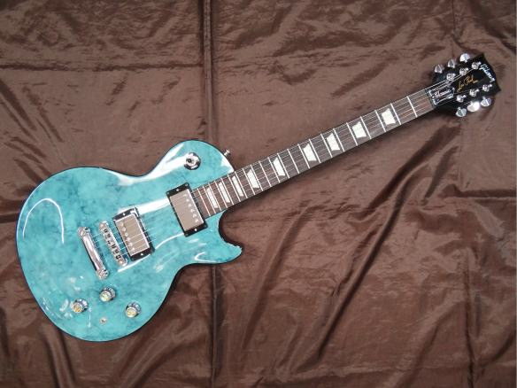 Gibson エレキギター LesPaul Classic RS LTD Edition/Turquoise