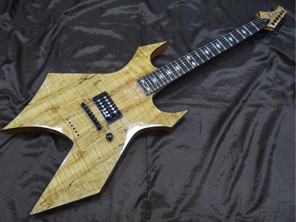 B.C Rich エレキギター WARLOCK EXOTIC XWRSM