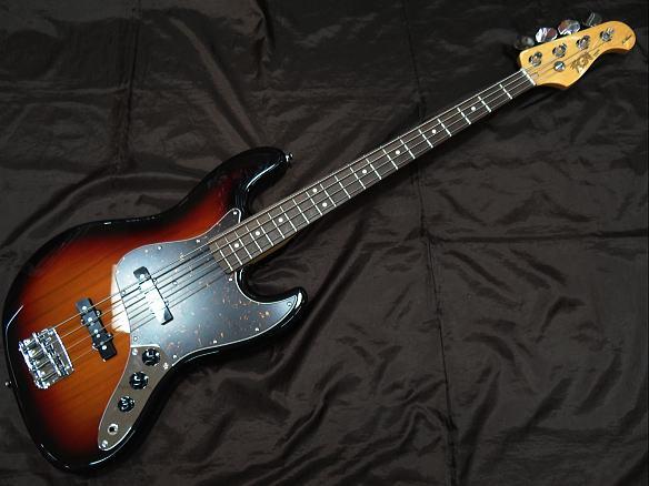FUJIGEN ベースギター NJB100/3TS