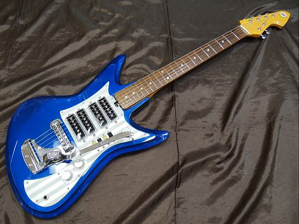 Teisco エレキギター K-4L