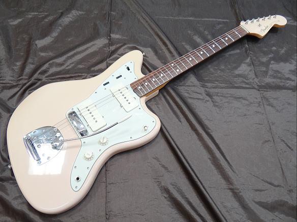 Fender USA エレキギター AM VT 62 Jazz master MH/Shell pink