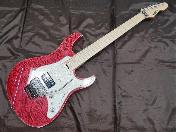 ESP エレキギター SNAPPER-CTM24-FR/Magenta
