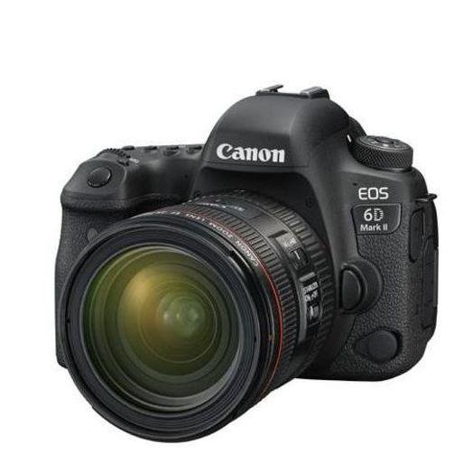キャノン デジタル一眼レフカメラ EOS 6D MarkⅡ レンズキット