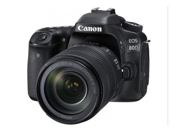 キャノン デジタル一眼レフカメラ EOS kiss 80D レンズキット