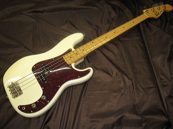 グレコ ベースギター PB600/SR