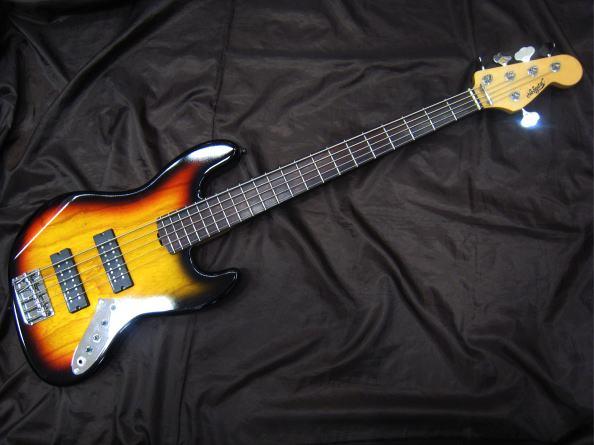 Navigator ベースギター  JB511-SL5