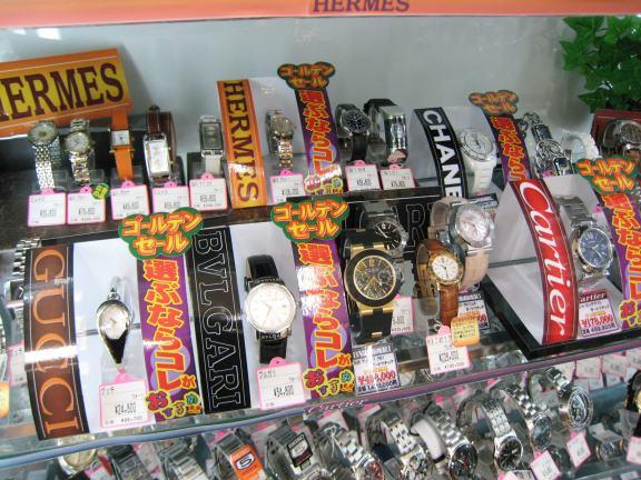 ゴールデンSALE!! 時計のおすすめはコチラ♪
