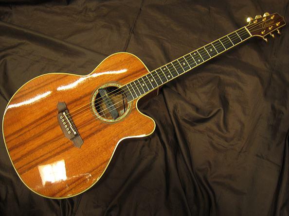 タカミネ エレアコギター TDP500 TX2